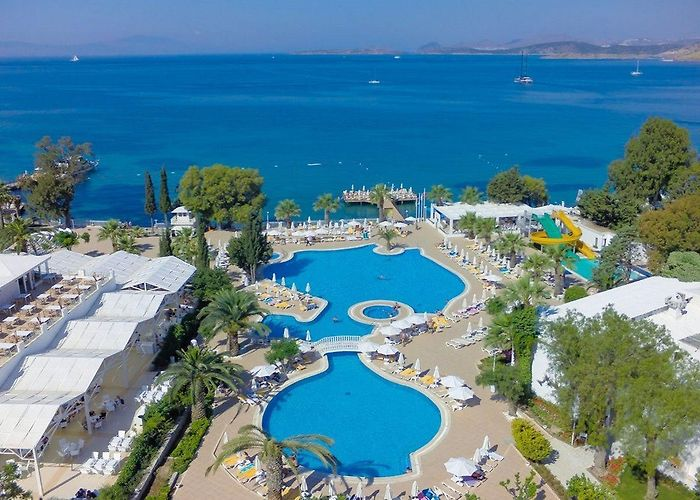 vera miramar resort bodrum 5 turkey rates from 472